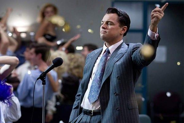Wolf of Wall Street o lobo de wall street plano critico