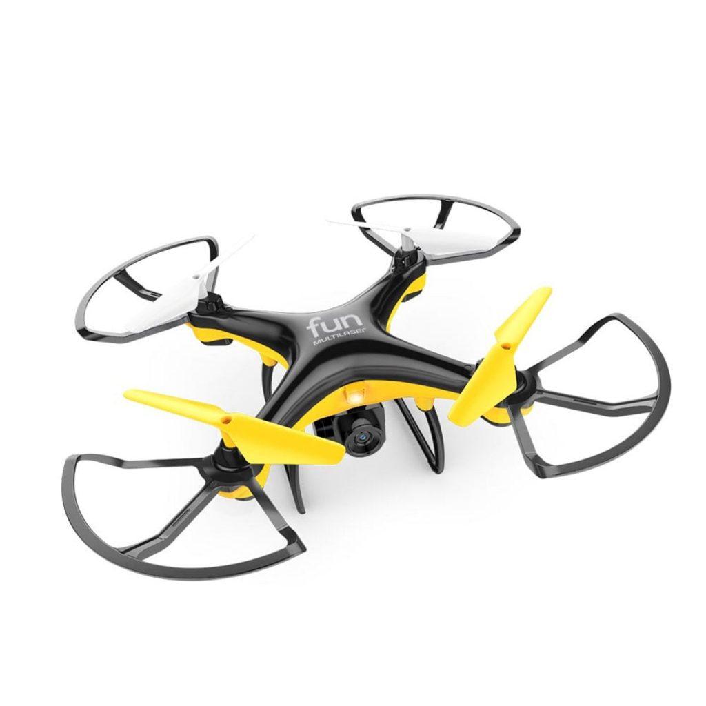 MP14339450 Drone Fun Alcance De 50 Metros Multilaser ES253 ES253 1 Zoom