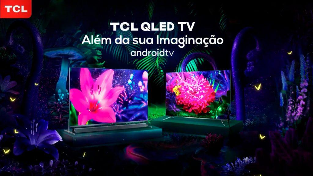 Lançamento Android TV