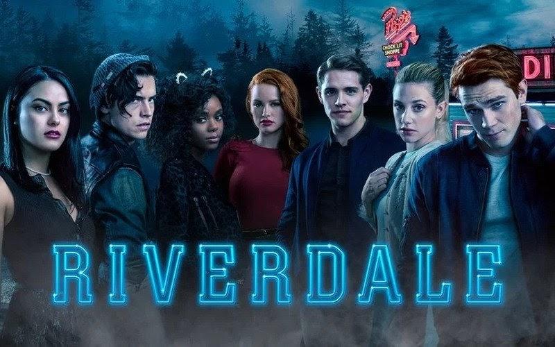 Elenco principal da série Riverdale